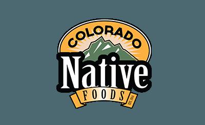 Colorado Native Foods logo
